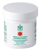 Argile de soin thermo-Argil Plantes & Huiles Essentielles & Actifs Chauffants Ch
