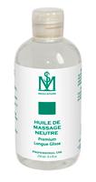 Huile de Massage Neutre Premium Longue Glisse
